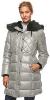 Apt. 9 Women's Hooded Anorak Puffer Jacket