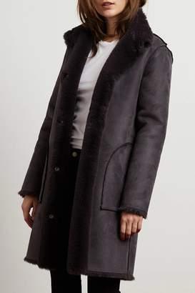 Velvet Mina Reversible Coat