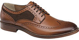 Johnston & Murphy J & M Est. 1850 Grayson Wingtip Oxfords