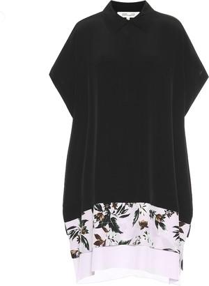 Diane von Furstenberg Hatsu silk minidress