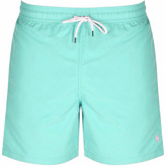 Ralph Lauren Traveller Swim Shorts Green