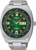 Seiko Recraft Mens Stainless Steel Automatic Watch SNKM97