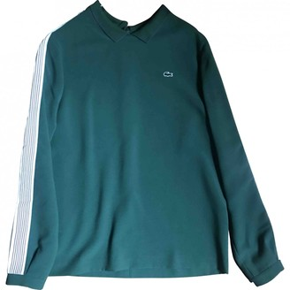 Lacoste Green Top for Women