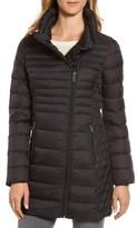 MICHAEL Michael Kors Women's Water Repellent Packable Puffer Coat