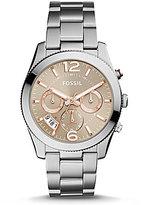 Fossil Perfect Boyfriend Stainless Steel Bracelet Watch