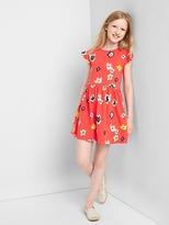 Gap Flutter crisscross dress