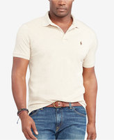 Polo Ralph Lauren Men's Big & Tall Classic-Fit Stretch-Mesh Polo Shirt