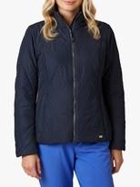 Helly Hansen Crew Insulator Women's Water Repellent Jacket, Navy