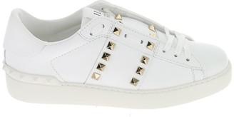 Valentino Rockstud Open Sneakers