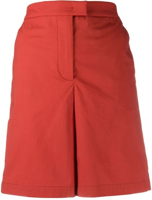 Fay Straight Fit Shorts