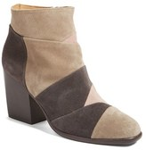 Alberto Fermani Women's Colorblock Bootie