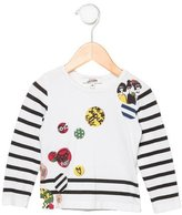 Junior Gaultier Girls' Printed T-Shirt