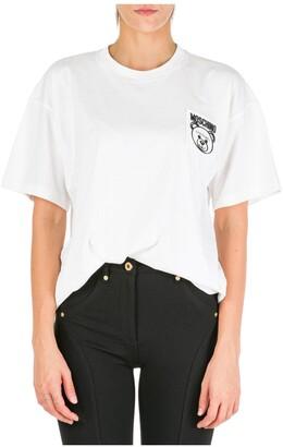 Moschino Teddy Logo Patch T-Shirt