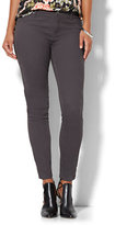 New York & Co. Soho Jeans - Zip-Accent Legging