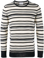 Dondup striped sweater - men - Cotton/Acrylic - XL