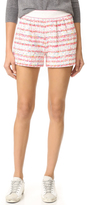 Moschino Striped Shorts