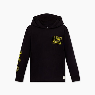 Roots Boys Stacked Jersey Hoody