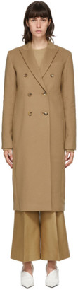 Joseph Tan Cam Wool Coat