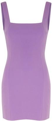 Bec & Bridge Candy lilac mini dress