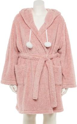 Lauren Conrad Plus Size Robe