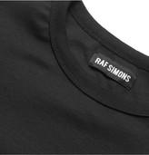 Raf Simons Printed Cotton-Jersey T-Shirt