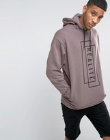 Asos Oversized Hoodie With Print