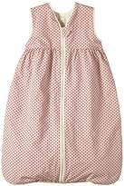 LANA natural wear Baby Girls Schlafsack Plüsch Punkte Polka Dot Sleeping Bag