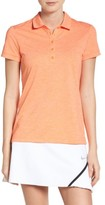 Nike Women's 'Victory Texture' Golf Polo