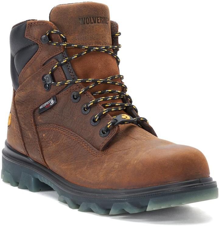 207173253b9 I-90 EPX CarbonMAX Men's Waterproof Composite Toe Work Boots