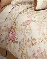 Legacy Queen Arielle Floral/Bird Duvet Cover