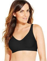 Hanes Platinum Smooth Inside & Out Wireless Bra HP04