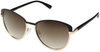 Jessica Simpson Women's J5316 Oxgd Cateye Sunglasses