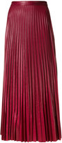 Golden Goose Deluxe Brand maxi pleated skirt