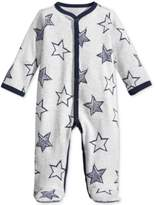 First Impressions 1-Pc. Star-Print Footed Coverall, Baby Boys, Created for Macy's