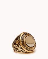 Forever 21 University Class Ring