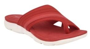 Easy Spirit Lola2 Flat Comfort Sandals Women's Shoes