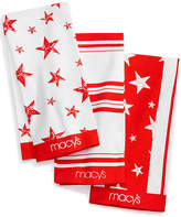 Macy's Set of 3 Dish Towels, Created for