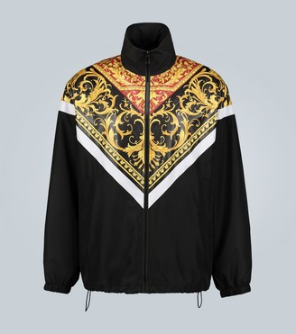 Versace Le Pop Classique printed lightweight jacket