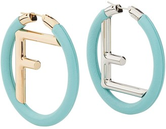Fendi F Is earrings
