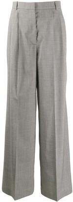 Joseph high waisted suit trousers