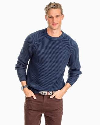 Southern Tide Shaker Crew Neck Sweater