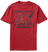 Armani Exchange Good Idea Short-Sleeve Graphic Tee