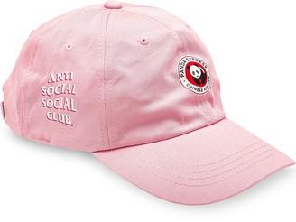 Anti Social Social Club x Panda Express logo-print hat