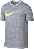 Nike Men's Pebble Dri-FIT Patterned T-Shirt