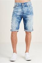 True Religion Ricky Mens Short