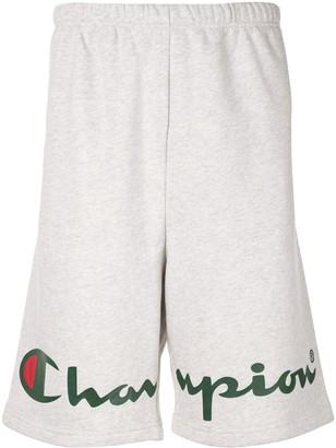 Supreme Champion sweat shorts