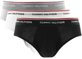 Tommy Hilfiger Underwear 3 Pack Briefs Grey