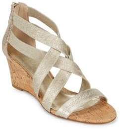 Donald J Pliner Jemi Leather Open-Toe Sandals