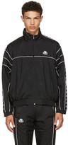 Kappa Ssense Exclusive Black Windbreaker Track Jacket