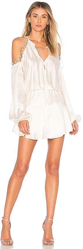Karina Grimaldi Kylie Mini Dress